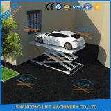 Lift van de Schaar van de Lift van het Vervoer van de garage de Verticale Auto