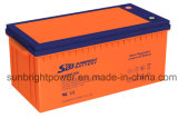 Power 태양 Rechargeable 12V200ah Deep Cycle AGM Battery