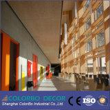 Il codice categoria un interiore interno di rivestimento emerge comitati acustici delle lane di legno