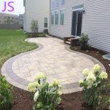 Adoquines de granito natural para la decoración de paisaje