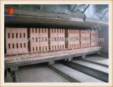 De Oven van de tunnel van het Maken van de Baksteen van de Klei Machine