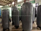 El FRP 150psi de presión de agua de tanque para ablandador de agua
