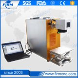 Alta macchina per incidere della marcatura del laser della fibra di Precission