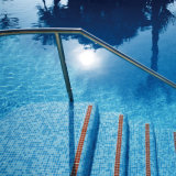 Blauer Swimmingpool Mosai⪞ Fliese preiswertes Mosai⪞ Chinesisches Fa⪞ Tory