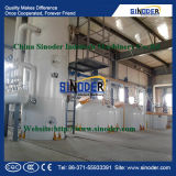 100tpd Sunflower Erdölraffinerie Plant und Palm Oil Refining Machine und Edible Oil Refining Plant
