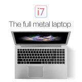 Voyo Vbook I7 llena el marco de metal color plateado 8GB 1TB SATA 1920*1080pix 15.6 pulgadas de juego y la Oficina portátil