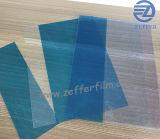 Película azul del nuevo PE material del 100% para la superficie de la ventana