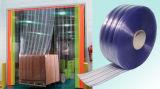 熱い販売中国のプラスチック透過PVCストリップのカーテンシート