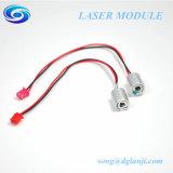 China Barato Sharp 505nm 510nm 30MW Módulo Laser Verde
