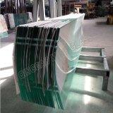 vetro laminato temperato strato curvo curvatura di 3-19mm