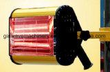 Sechs Infrarotlampen für Spray-Stand/Karosserien-System