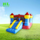 Kids를 위한 축구 Game Bouncy Catsle Jumping House Inflatable Combo