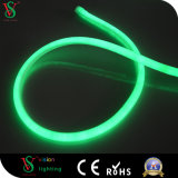 Nieuwe LEIDEN DMX van het Neon van de Kromming van het Ontwerp Hoogste RGB Flex Vierkante Neonlicht