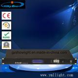 DMX para Ethernet&Ethernet para DMX Artnet8 Art Net 8 fase da onda senoidal reóstato de iluminação