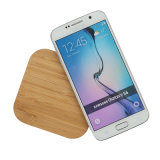 Portátil único rápido Qi Wireless Cargador para Samsung Galaxy S7