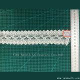 Bordado branco Lace acessórios têxteis lar Vestuário tecido solúvel em água