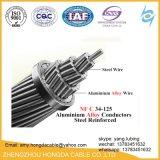 7 Todos os isolados de alumínio liga o fio desencapado CAL Alliance 4/0AWG Oak 100mm2