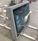 55inch IP65 2000nit壁に取り付けられたデジタルの表記LCDスクリーン