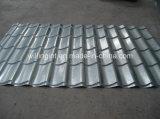 Gl galvanizó el azulejo de material para techos de acero acanalado