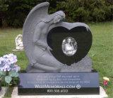 Het de Ernstige Grafsteen/Monument van de Steen van het Graniet van de Stijl van Oost-Europa