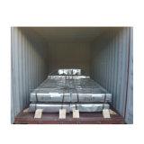 24枚のゲージG40 PPGIカラー亜鉛波形の金属の屋根ふきシート