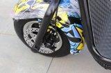 """""""trotinette"""" elétrico júnior grande novo elegante da roda 800W Citycoco Harley"""