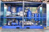Машина очищения масла трансформатора 2 этапов