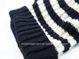 Способ 100% акриловый резвится реверзибельным шлем Striped Beanie связанный