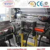 PP PE Feuille de plastique de la machinerie de ligne de l'extrudeuse d'extrusion de film
