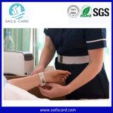 Устранимый браслет RFID для управления удостоверения личности пациентов в стационаре