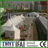 De Arabische Tent van de Tentoonstelling van de Tent van de Tent Openlucht