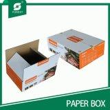 Boîte d'emballage d'impression couleur
