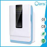 La vente en gros avec le fournisseur OEM / ODM purificateur d'air de famille avec des boutons du panneau de télécommande et de matériel de filtre à air avec qualité stable de purification de l'air