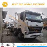 HOWO Rhd 20FT Behälter Sidelifter Behälter-Seiten-Eingabe-Kran-LKW