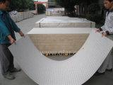Tablero del silicato del calcio con el 100% libre de asbesto para el techo y la pared