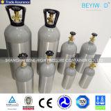 DOT3alアルミニウム5lbs 10lbs二酸化炭素タンクガスポンプの二酸化炭素のびん