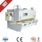Máquina que pela del CNC de la guillotina hidráulica de QC11y: Marca de fábrica extensamente apreciada de Harsle