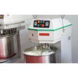 Mezclador espiral grande del mezclador de pasta de la capacidad 20kg 60L para las ventas