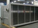 굴뚝 가스 에너지 저장기 위원회 열교환기의 폐열 복구