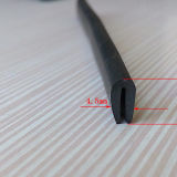 EPDM Gummiu-profilstäbedichtungs-Streifen