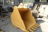 Garra resistente da cubeta/mineração para as peças de maquinaria da construção da máquina escavadora/escavadora