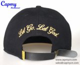 Сильное поднятое 3D изготовление шлема крышки Snapback логоса