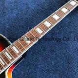 Guitare Jazz personnalisé de corps creux dans la solarisation (JH-6)