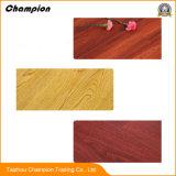 Hot vendre du grain du bois aux noix de pécan de parquet, de revêtements de sol en vinyle PVC ; Environmental du grain du bois planche de revêtement de sol en vinyle PVC PVC-de-chaussée