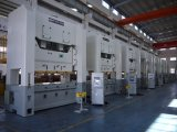 금속 장 형성을%s 160 톤 똑바른 옆 두 배 불안정한 기계
