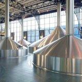 strumentazione commerciale della fabbrica di birra della birra del mestiere 50-5000L