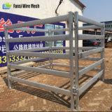 Painel galvanizado da jarda do gado do MERGULHO quente para o equipamento dos rebanhos animais