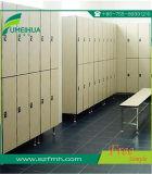 Compacto impermeabilizar el armario electrónico laminado de HPL para el club de la gimnasia