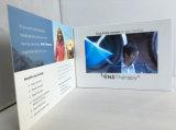 Брошюры экрана LCD 4.3/5/7/10 дюймов видео- с экраном касания