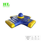 0.9mm PVC Tarpaulin Giant Inflatable Water park for sport